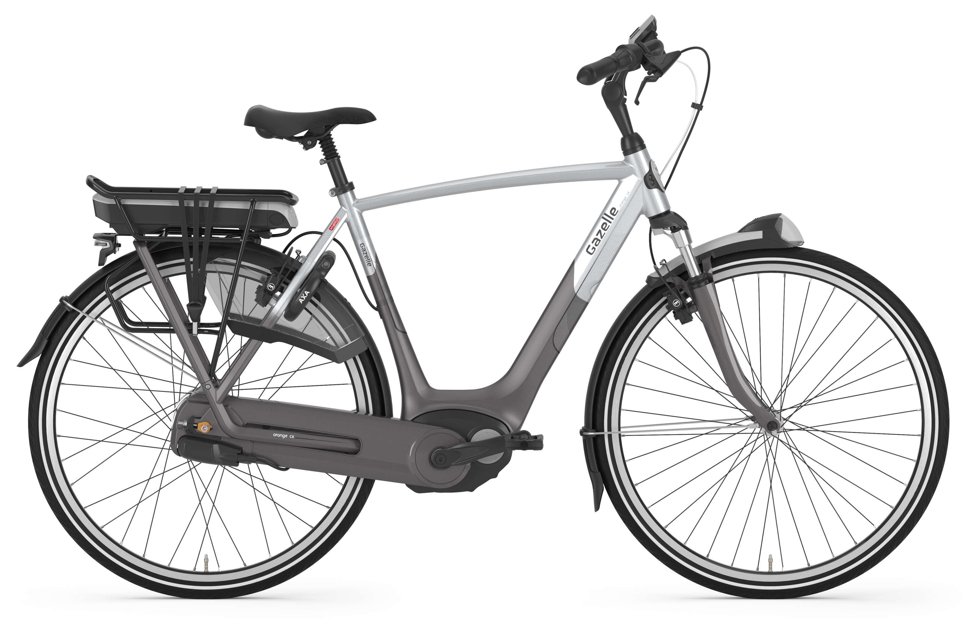 Gazelle E-Bike Orange CX HMB - Eurorad BikeleasingEurorad Bikeleasing