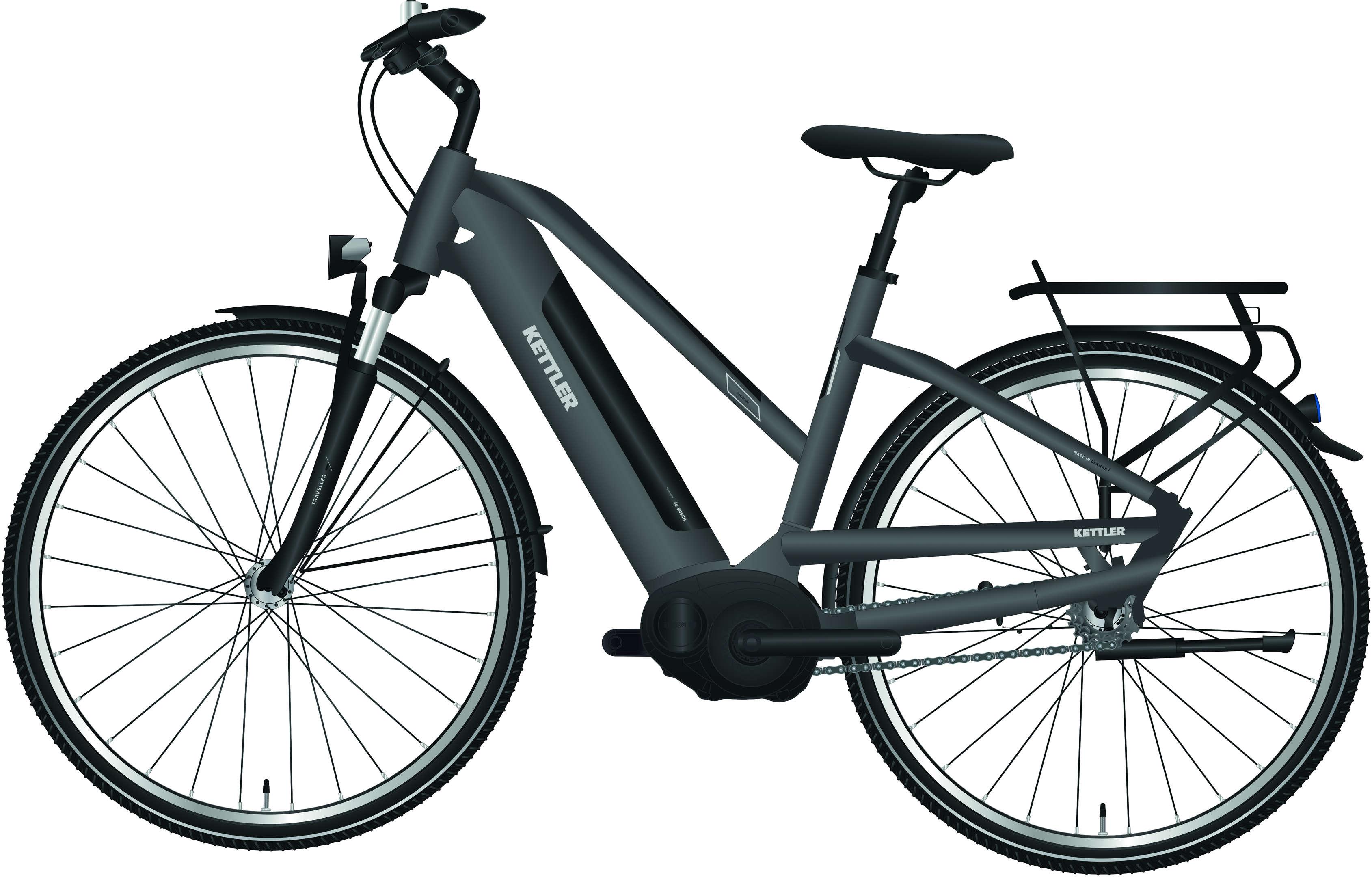 kettler alu rad e bike traveller e gold pro eurorad. Black Bedroom Furniture Sets. Home Design Ideas