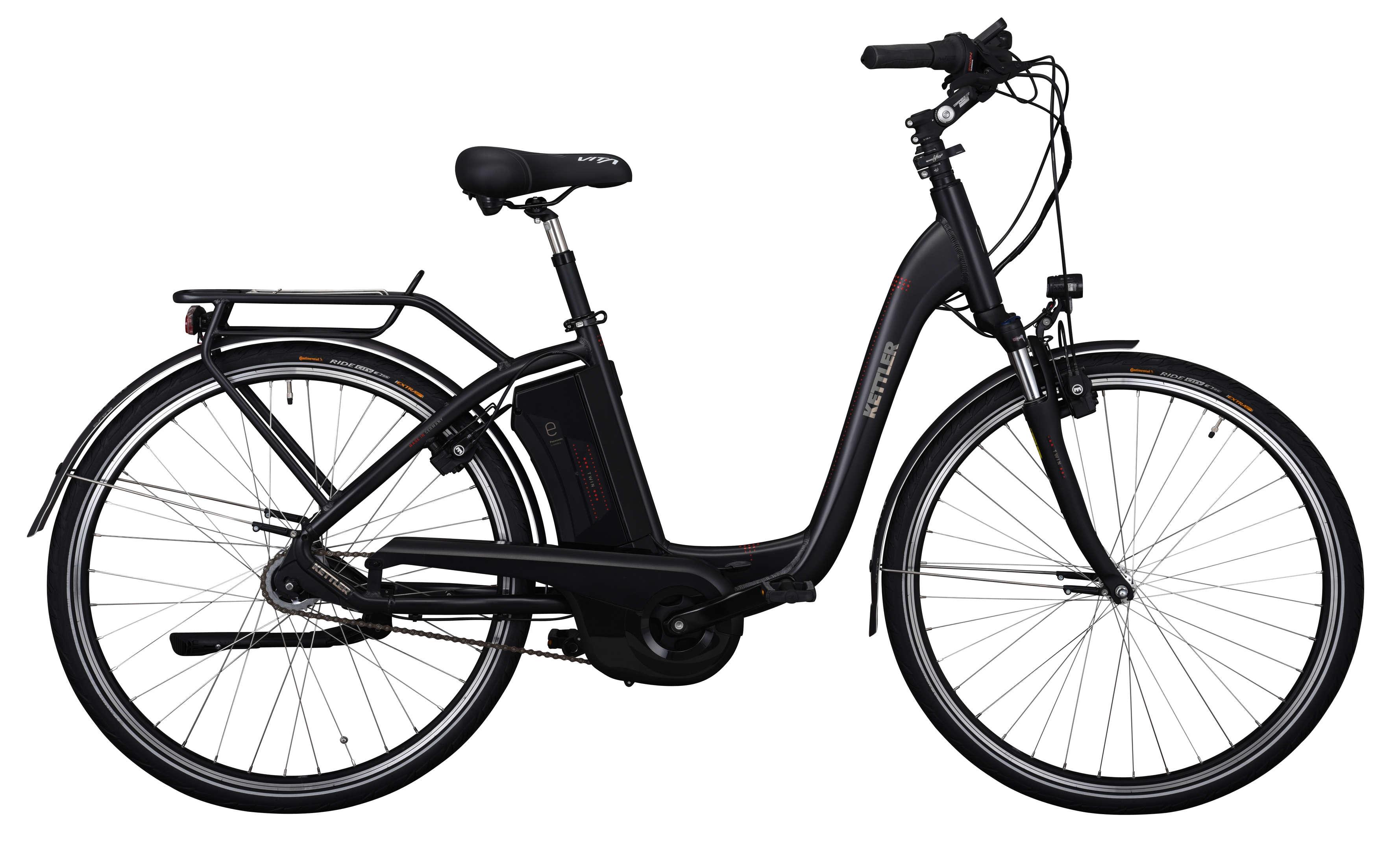 Kettler Alu Rad E-Bike Twin E FL