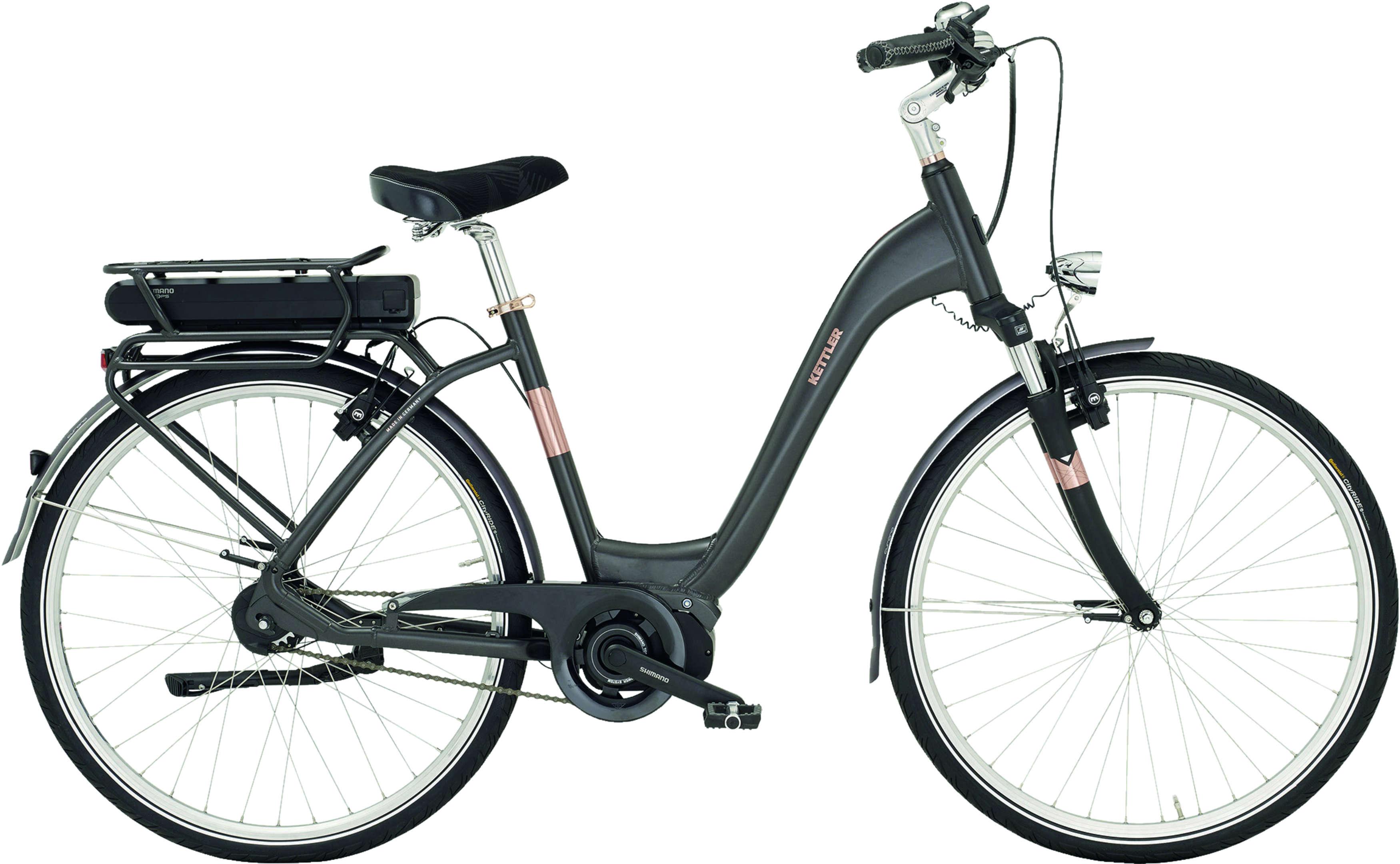 kettler alu rad e bike traveller e life eurorad. Black Bedroom Furniture Sets. Home Design Ideas