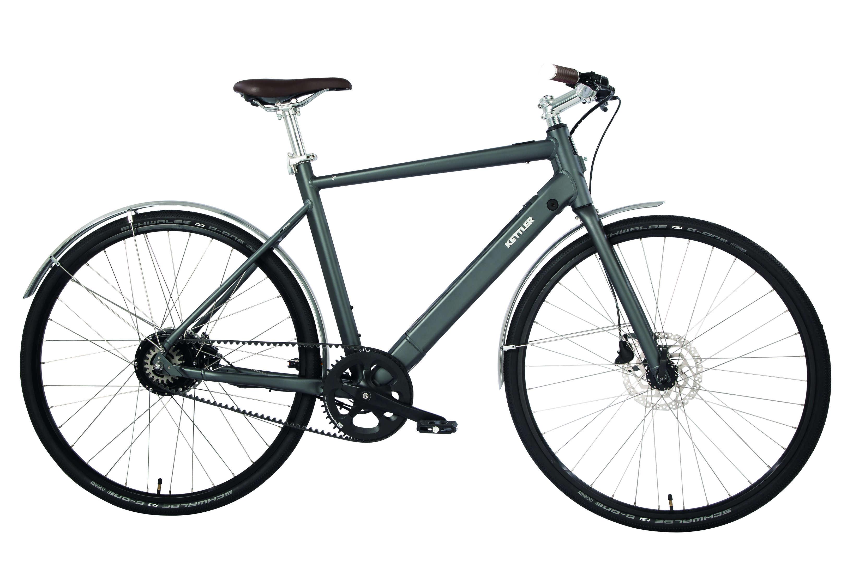 df6f9db7a2fa48 Kettler Alu Rad E Bike 2 E Street Beltdrive Eurorad