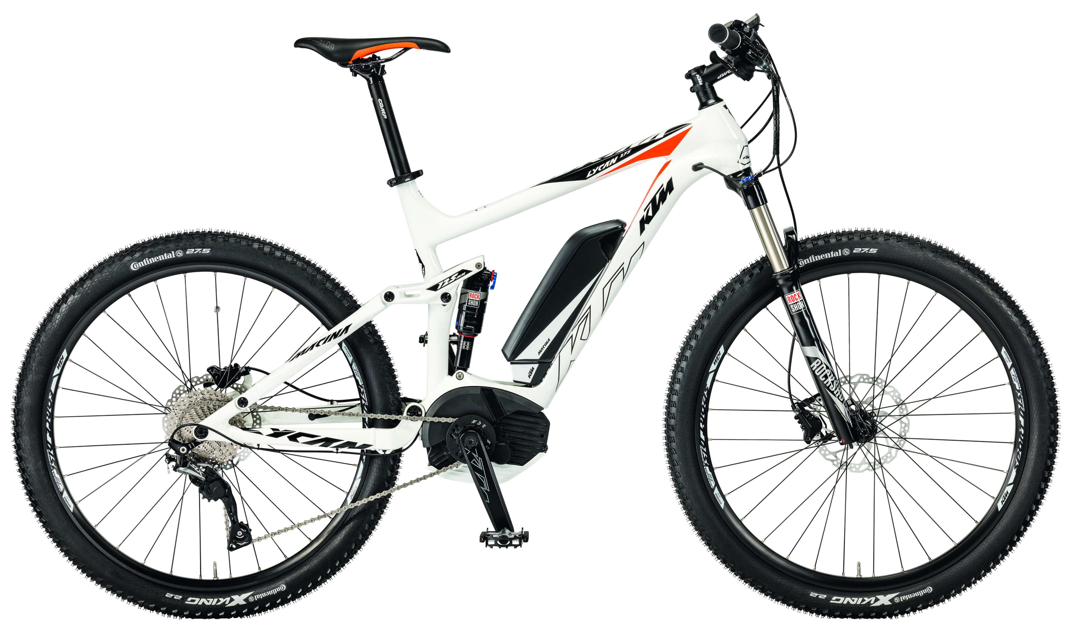 Ktm E Bike Macina Lycan 275