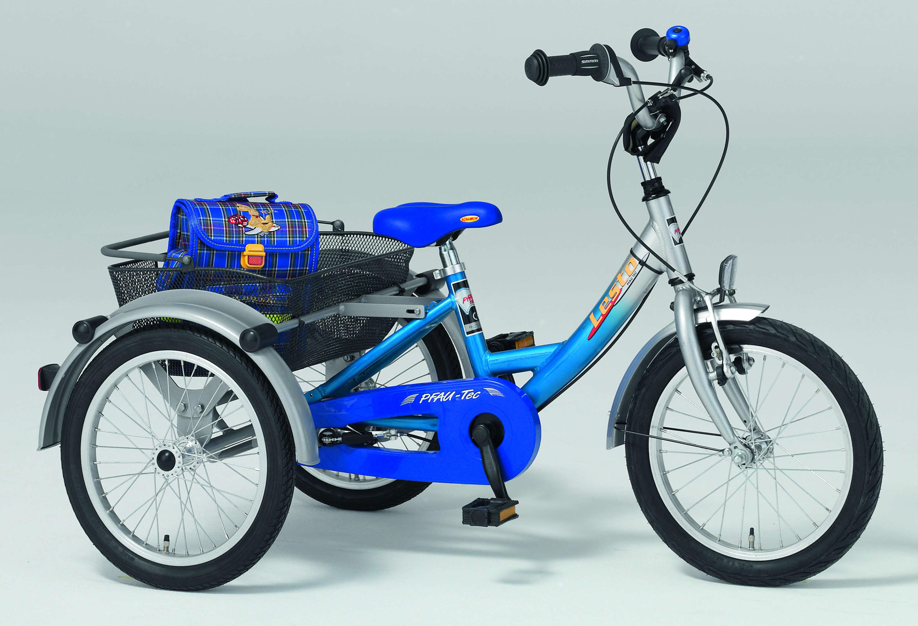 pfau tec dreirad lesto 16 eurorad bikeleasingeurorad bikeleasing. Black Bedroom Furniture Sets. Home Design Ideas