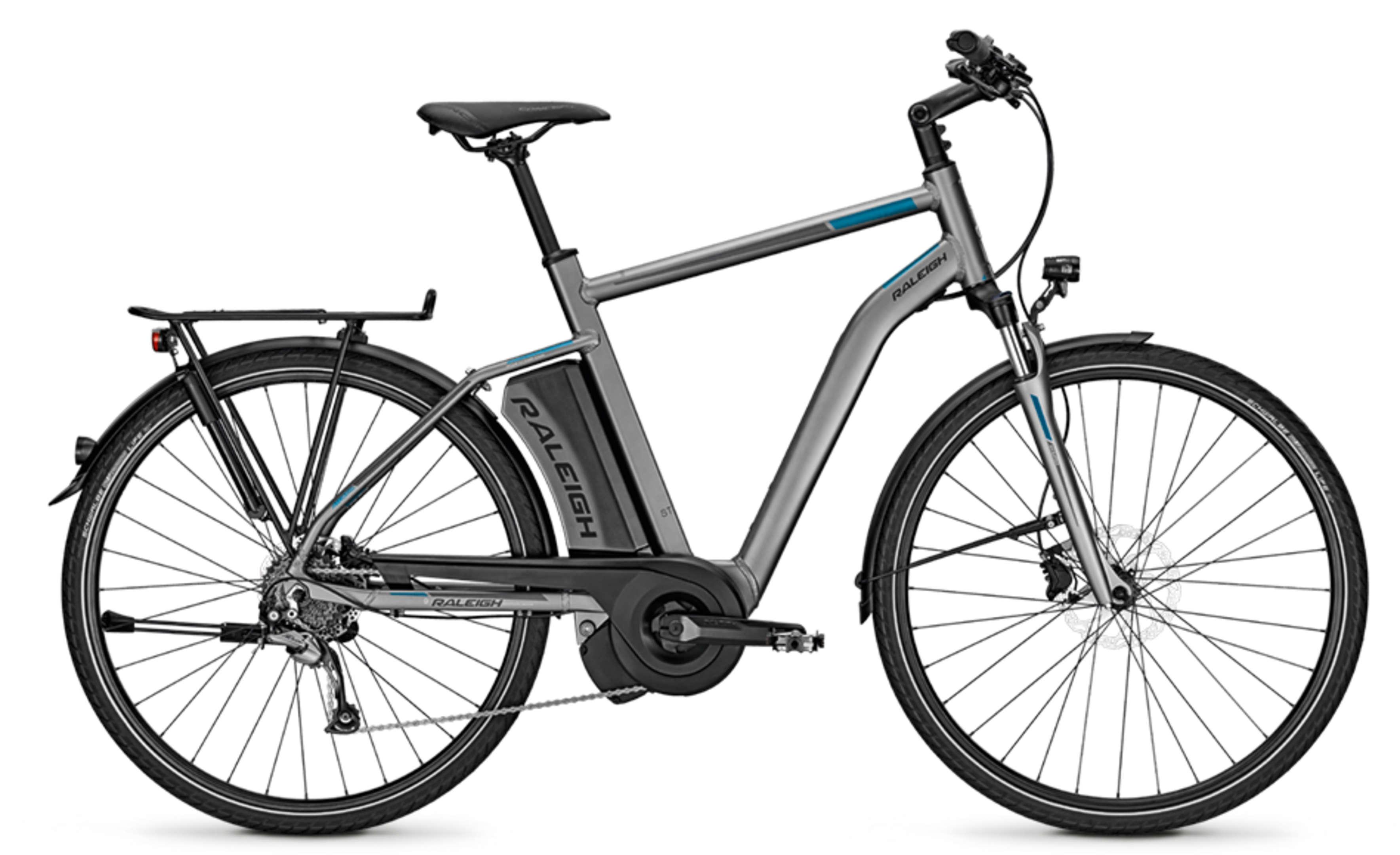 raleigh e bike stoker 9 9g 13ah 36v eurorad