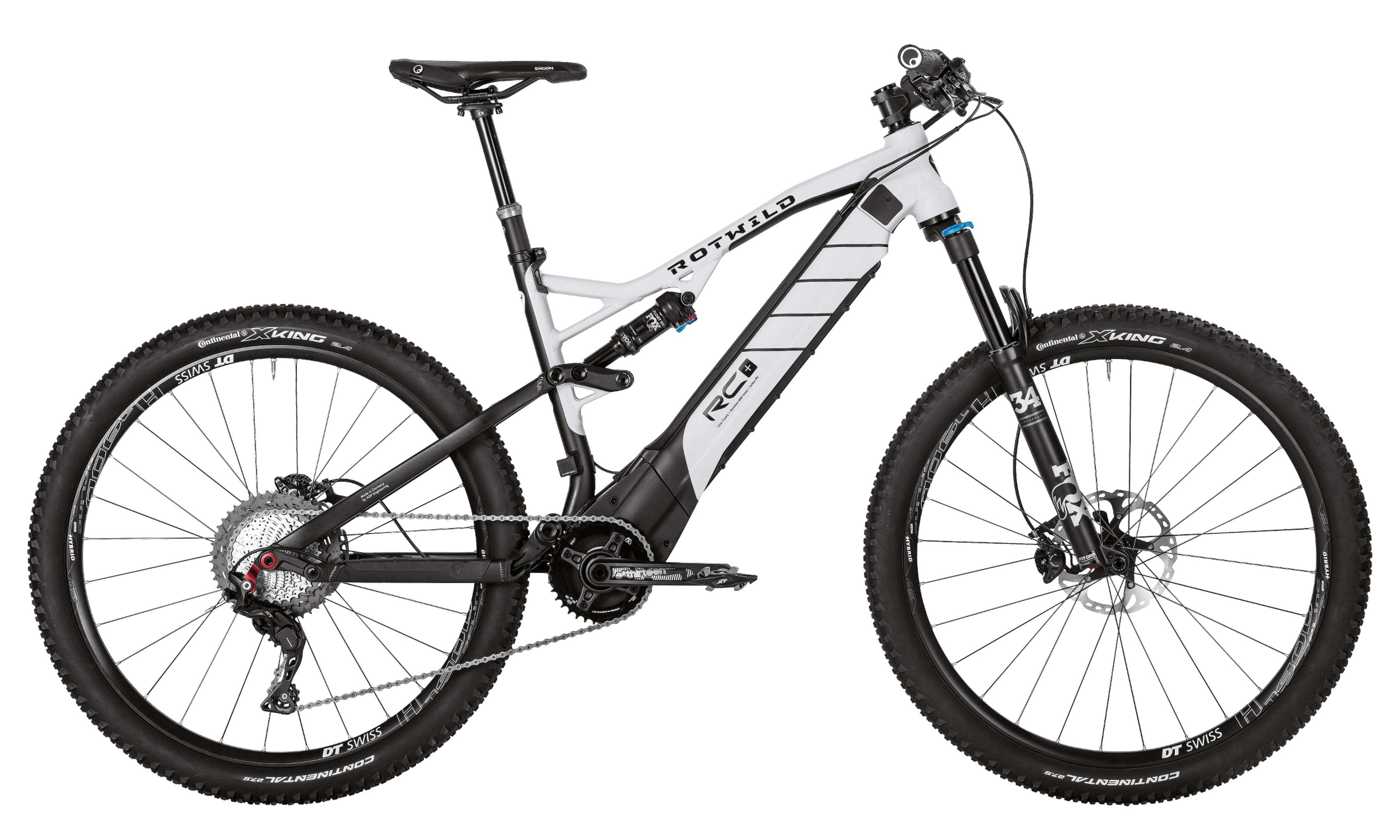 Rotwild E-Bike R.C+ FS PRO