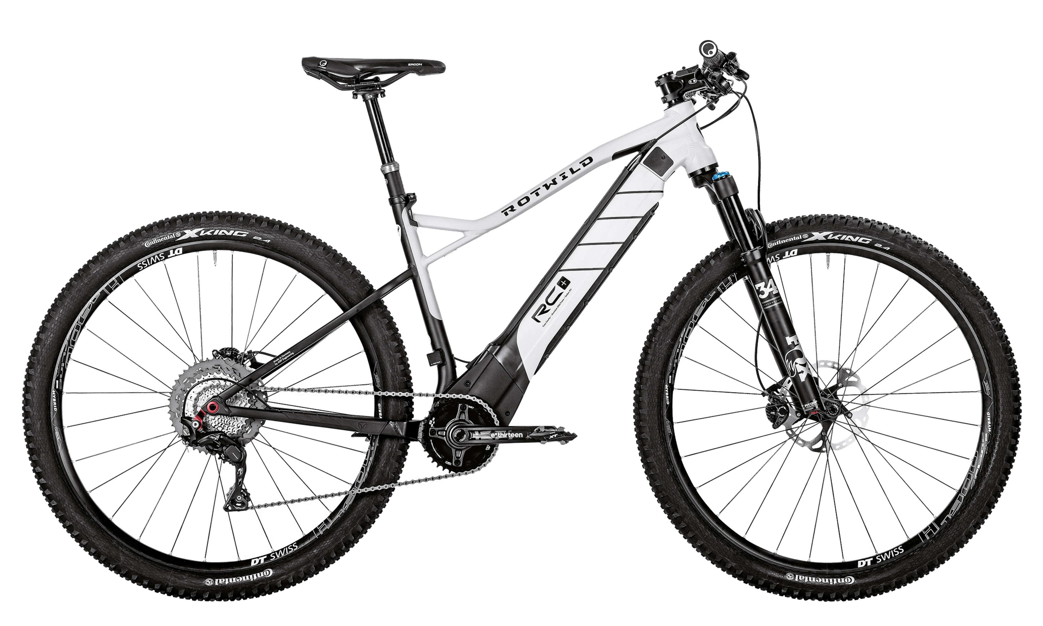 Rotwild E-Bike R.C+ TRANSALP (29) PRO