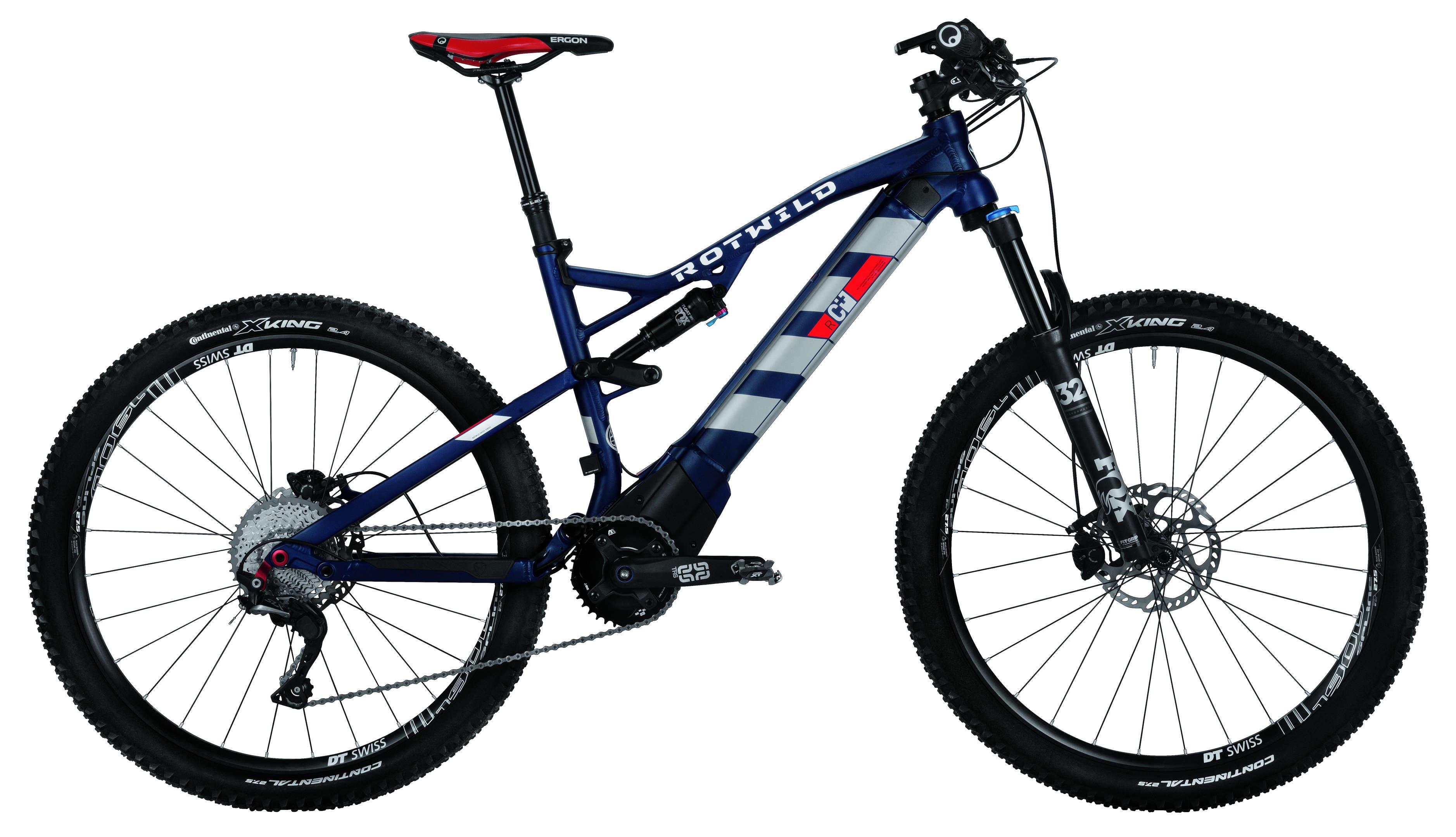 Rotwild E-Bike R.C+ FS Comp