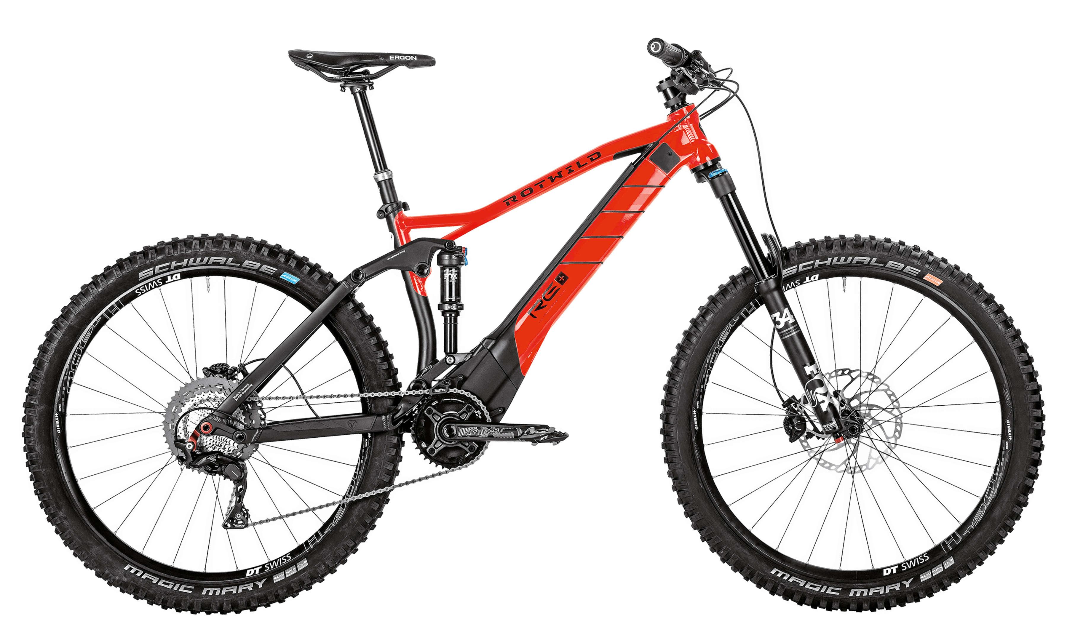 Rotwild E-Bike R.E+ CORE