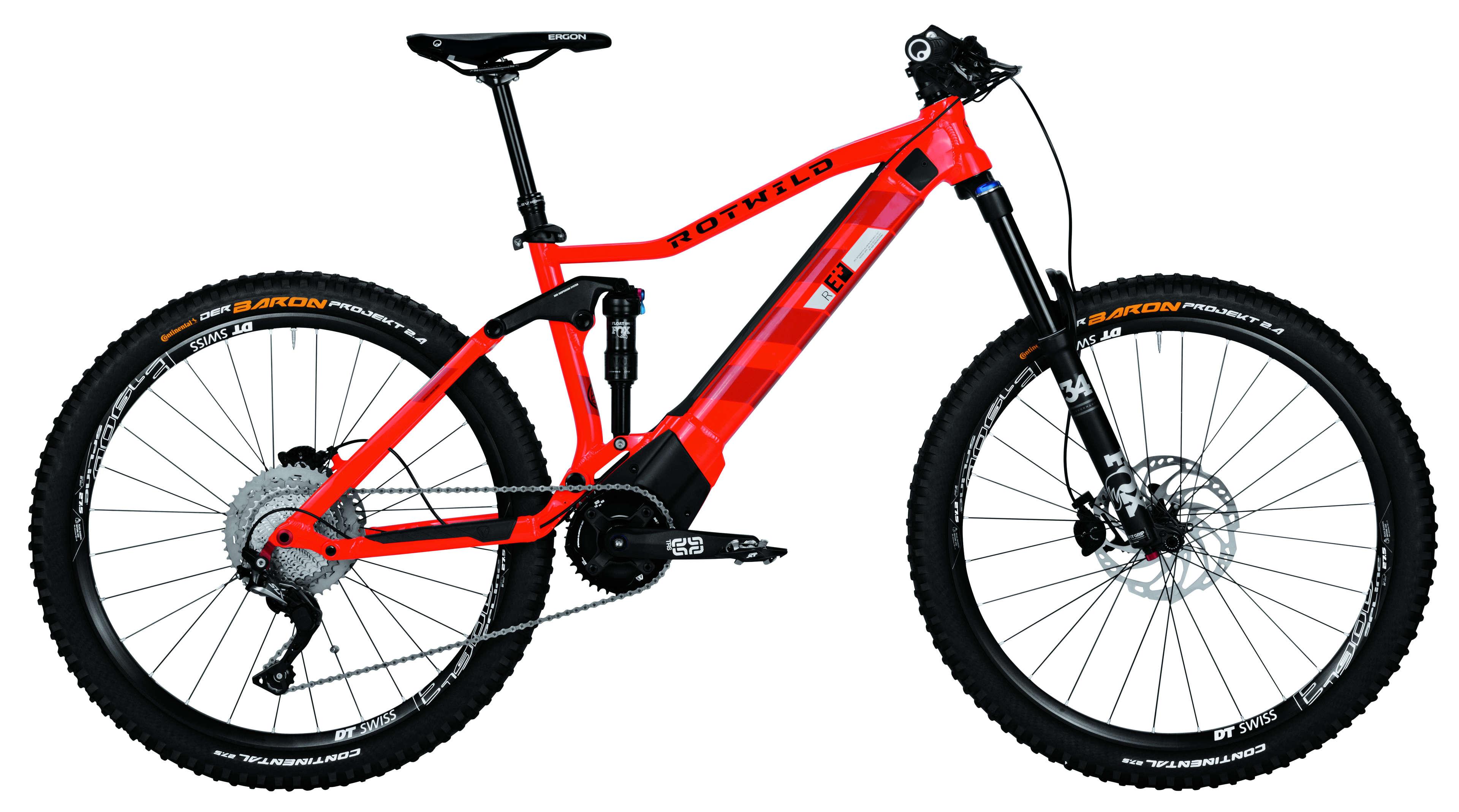 Rotwild E-Bike R.E+ FS Pro