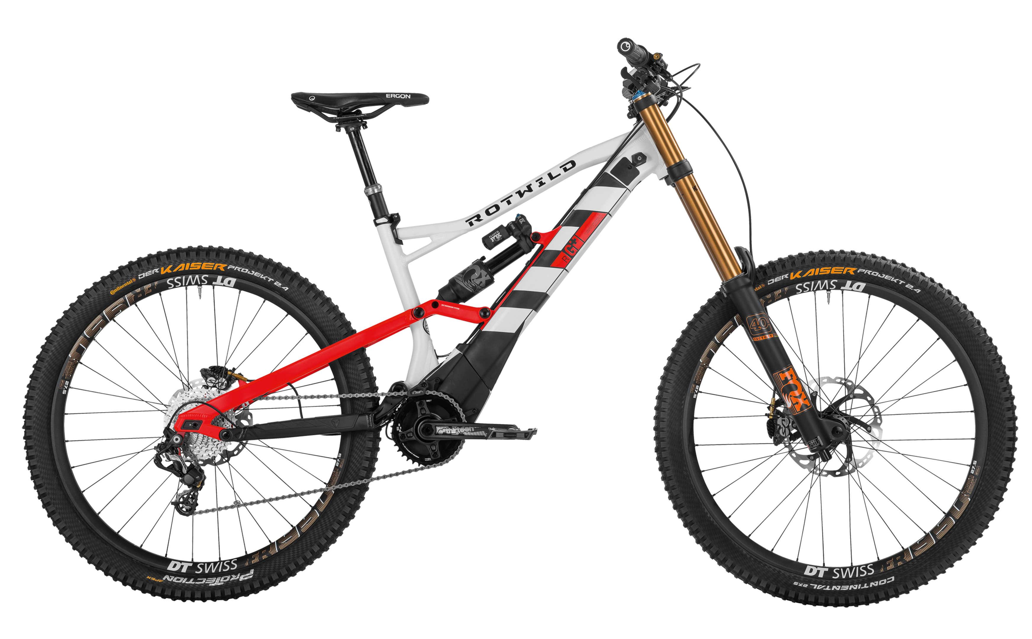 Rotwild E-Bike R.G+ ULTRA 40