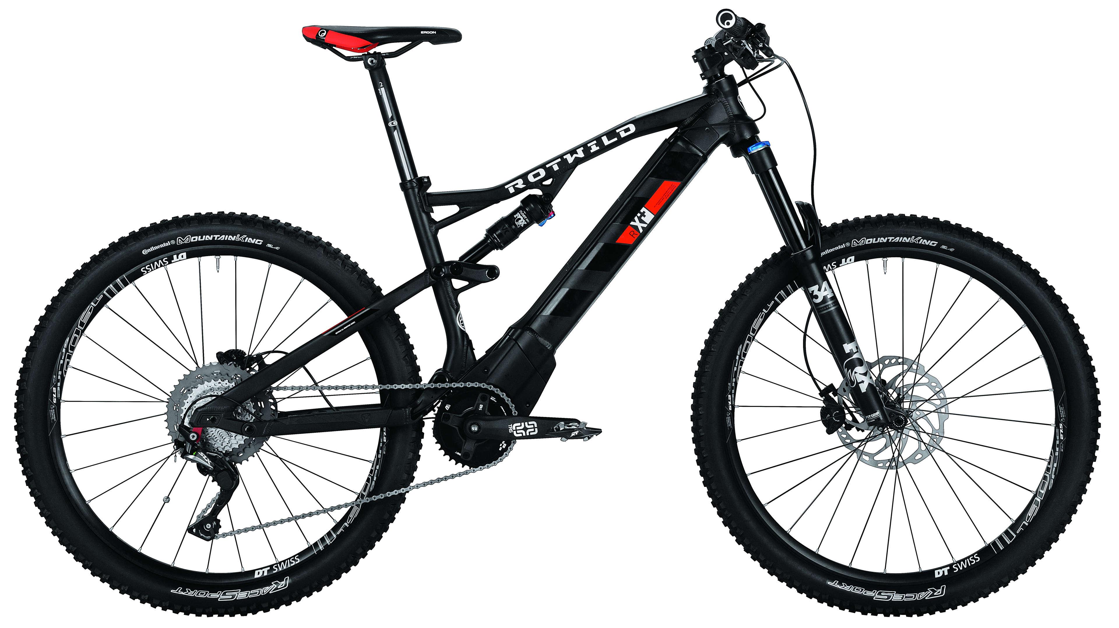 Rotwild E-Bike R.X+ FS Comp
