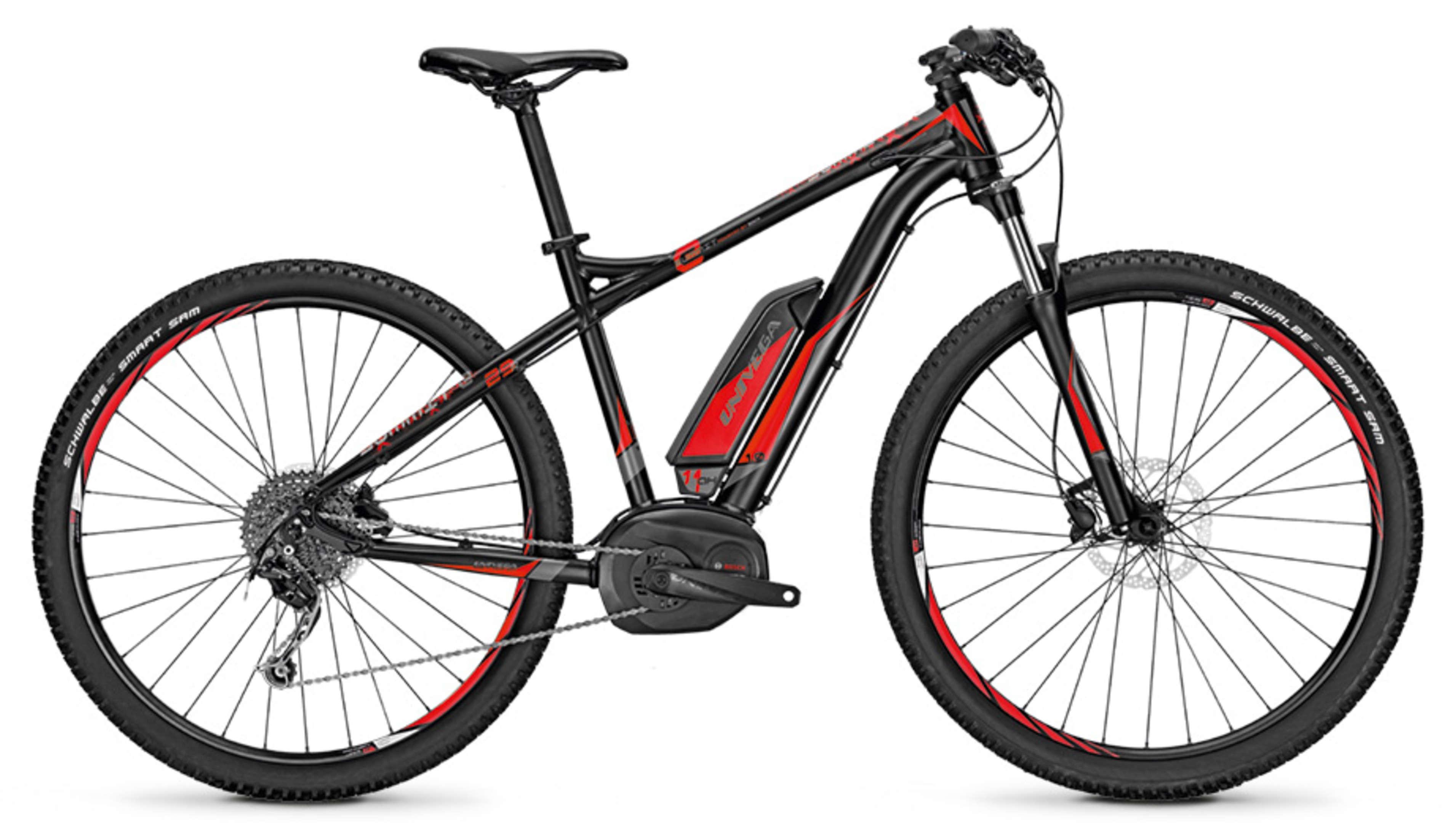 Univega E-Bike SUMMIT E 1.0 9G 11,1AH 36V